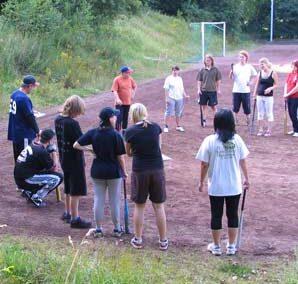 2007/07: Trainingday