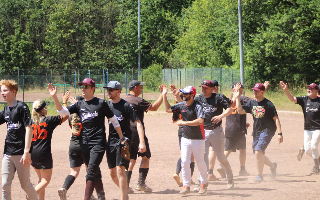 2019/07: Münster Cardinals [in Siegen]